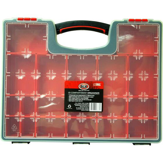 SCA Organiser - 19 Compartment, , scaau_hi-res