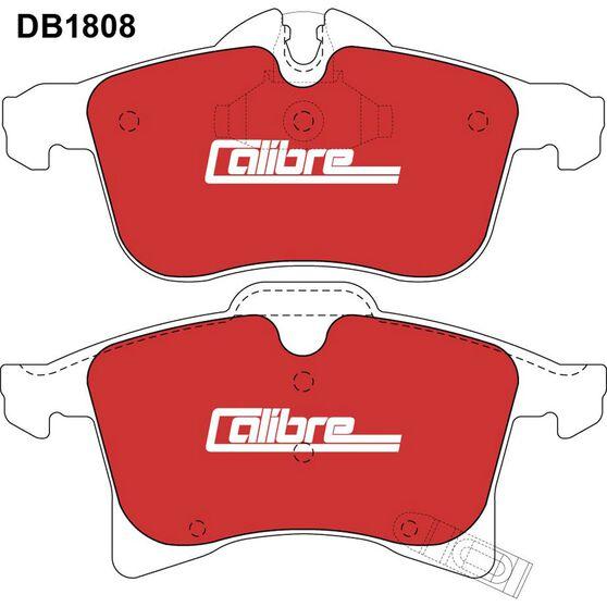 Calibre Disc Brake Pads DB1808CAL, , scaau_hi-res