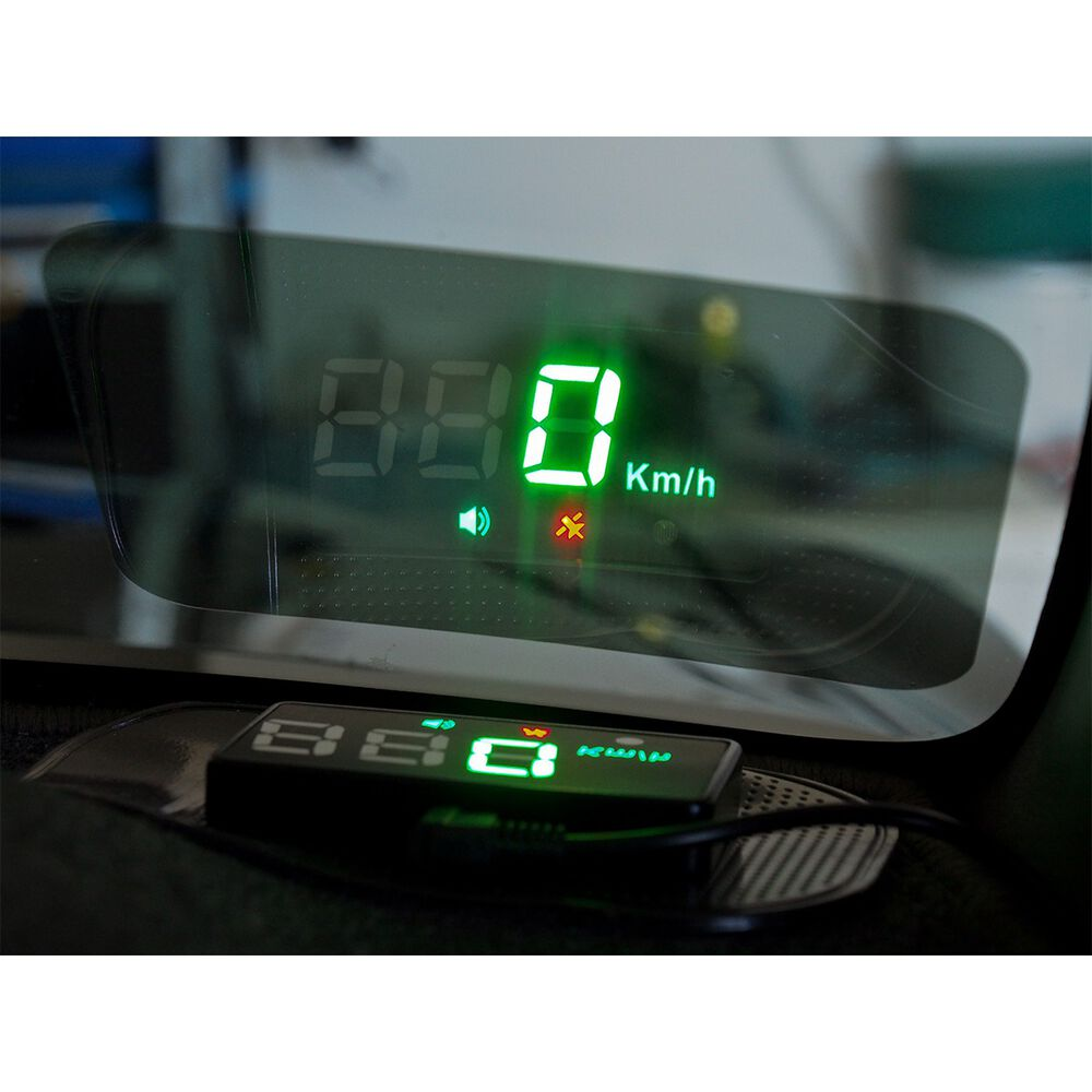 SCA GPS Head Up Display   Supercheap Auto