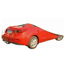 Car Cover - Gold Protection, Tyvek, Suits Medium Vehicles, , scaau_hi-res