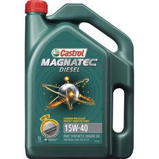 Magnatec Diesel Engine Oil - 15W-40, 5 Litre, , scaau_hi-res