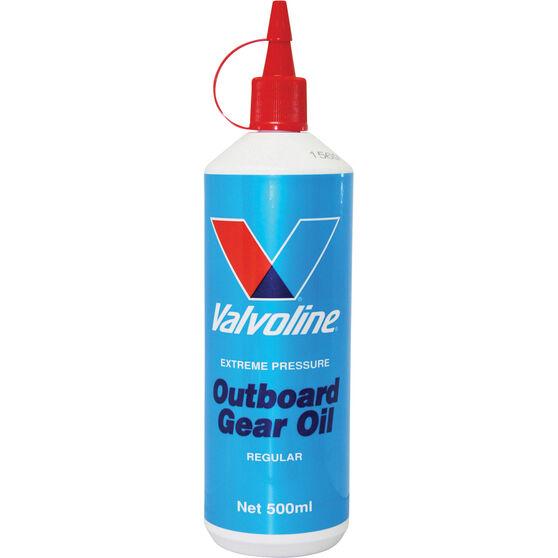 Valvoline Outboard Gear Oil 80W-90 500mL, , scaau_hi-res