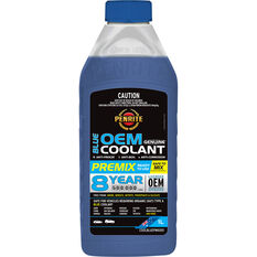Penrite Blue OEM Coolant Premix  1 Litre, , scaau_hi-res