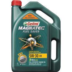 Castrol MAGNATEC Fuel Saver DX Engine Oil - 5W-30, 5 Litre, , scaau_hi-res