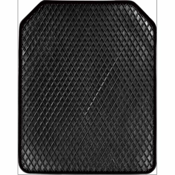 Best Buy Rubber Mat - Black, 55x43cm, Single, , scaau_hi-res