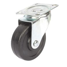 SCA Caster Wheel - 75 x 25mm, Plastic, Swivel, , scaau_hi-res
