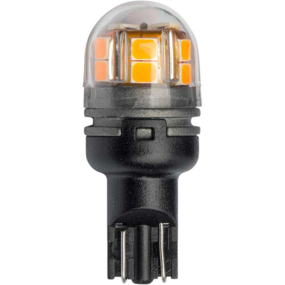 JW Speaker LED Wedge - T16, 12V, Amber, W16W, , scaau_hi-res