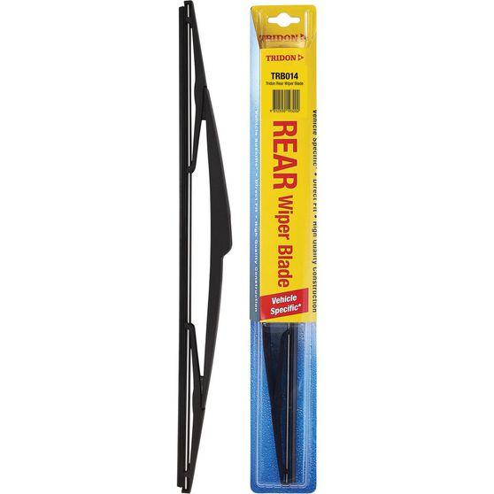Tridon Rear Wiper Blade - TRB014, , scaau_hi-res