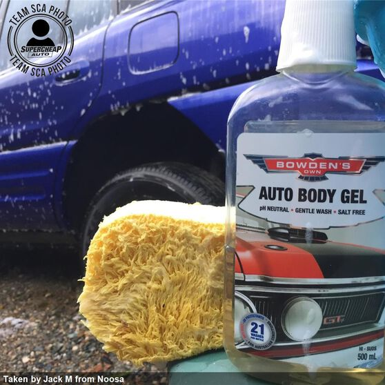 Bowden's Own Auto Body Gel - 500mL, , scaau_hi-res