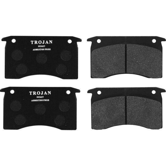 Trojan Trailer Brake Pads - Standard, , scaau_hi-res