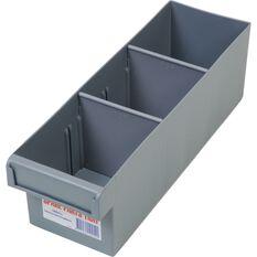 Fischer Parts Bin Tray - 295mm x 100mm x 100mm, , scaau_hi-res