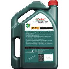 Castrol Magnatec Engine Oil - 5W-40, 5 Litre, , scaau_hi-res