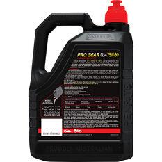 Penrite Pro Gear Oil 75W-90 GL-4 2.5 Litre, , scaau_hi-res