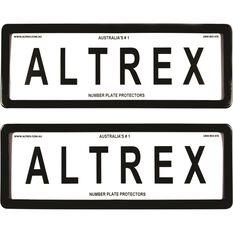 Number Plate Frames Supercheap Auto Australia