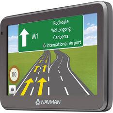 Navman GPS Navigation Unit Move 100 - 5 inch, , scaau_hi-res