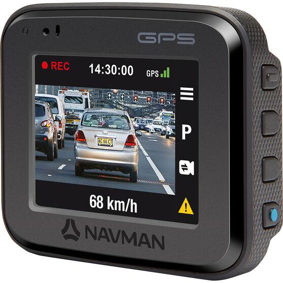 Navman FOCUS450 1080P Front and Rear Dash Camera with GPS, , scaau_hi-res