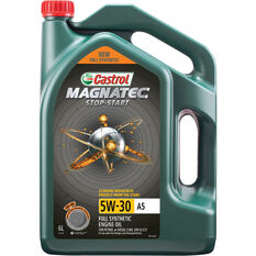 Castrol MAGNATEC Stop-Start Engine Oil 5W-30 A5 6 Litre, , scaau_hi-res
