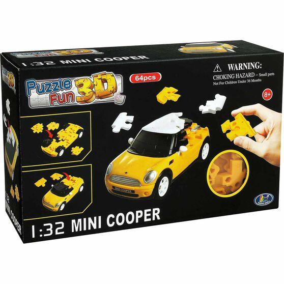 3D Audi R8 Car Puzzle - 1:32 Scale, , scaau_hi-res