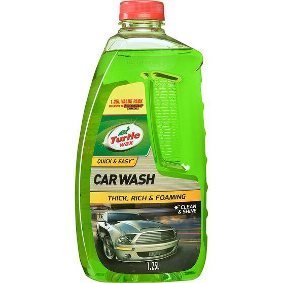 Turtle Wax Car Wash Exclusive - 1.25 Litre, , scaau_hi-res