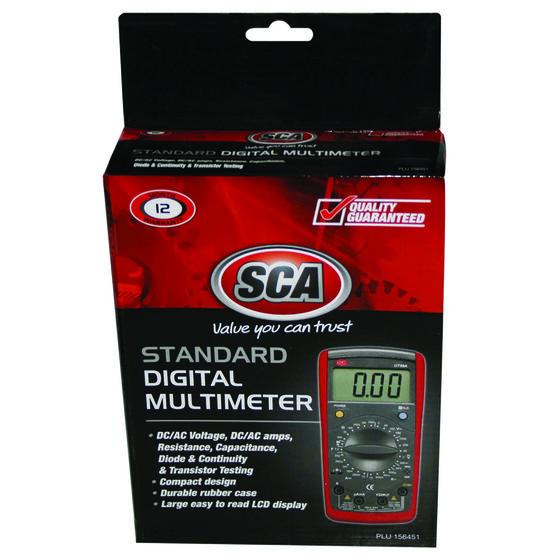 SCA Standard Digital Multimeter, , scaau_hi-res