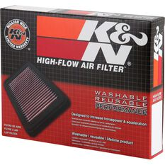 K&N Air Filter 33-2231 (Interchangeable with A1413), , scaau_hi-res