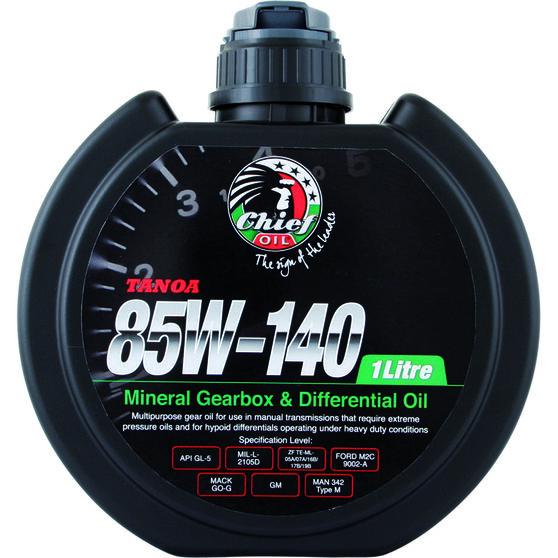 Tanoa Gear Oil - 85W-140, 1 Litre, , scaau_hi-res