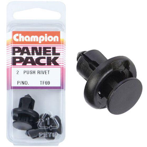 Champion Push Rivet - Short, Panel Pack, , scaau_hi-res