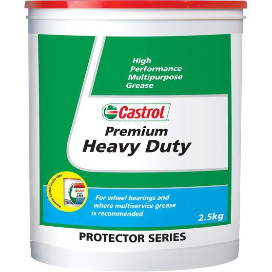 Castrol Premium Heavy Duty Grease Tub - 2.5kg, , scaau_hi-res