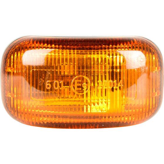 Side Marker - LED, Amber, 10-30V, , scaau_hi-res