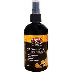 SCA Air Freshener Spray - Citrus Splash, 250mL, , scaau_hi-res