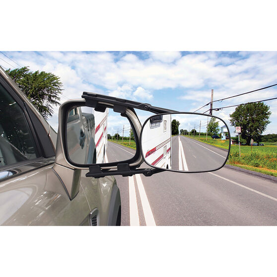 Ridge Ryder X-Large Clamp On Towing Mirror, , scaau_hi-res