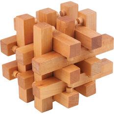Wooden Mind Bender Puzzle, , scaau_hi-res