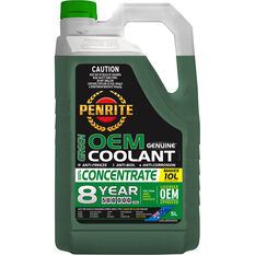 Penrite Green OEM Coolant Concentrate 5 Litre, , scaau_hi-res