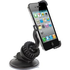 Phone Holder - iPhone, Suction Mount, Black, , scaau_hi-res