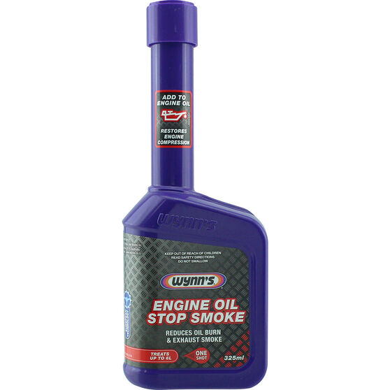 Wynn's Engine Oil Stop Smoke 325mL, , scaau_hi-res