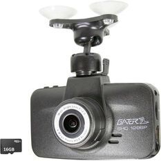 Gator 1296p In-Car Dash Cam with GPS & ADAS - GHDVR410, , scaau_hi-res