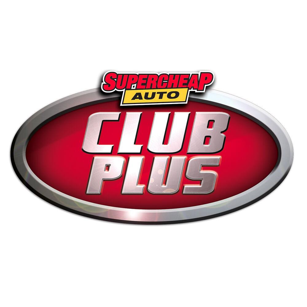 Club Plus Membership Supercheap Auto