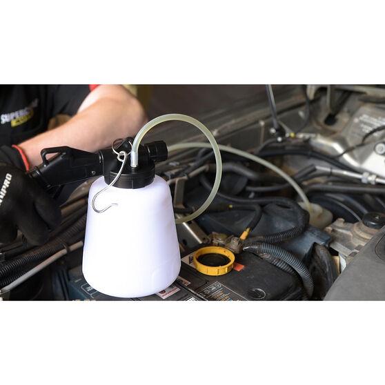 Toledo Brake Bleeder / Fluid Extractor - 1 Litre, , scaau_hi-res