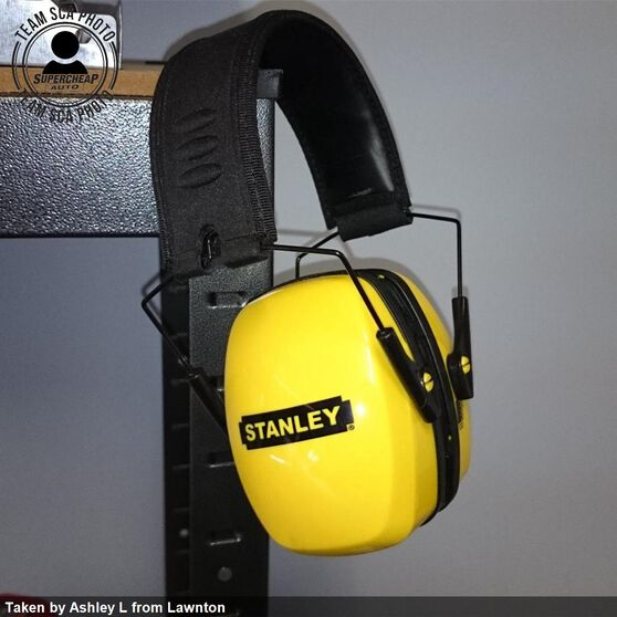 Stanley Ear Muffs - Folding, , scaau_hi-res