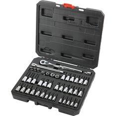 "Workpro Socket Set - 3/8"" Drive, Hex & Torx, 42 Piece, , scaau_hi-res"