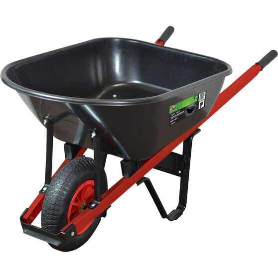 SCA Wheelbarrow - Poly Tray, 100 Litre, , scaau_hi-res