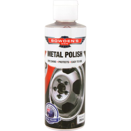 Bowden's Own Metal Polish - 250mL, , scaau_hi-res