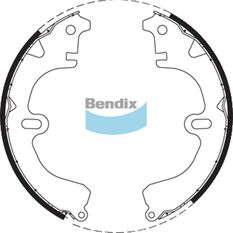 Bendix Brake Shoes - BS1602, , scaau_hi-res