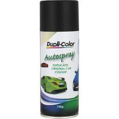 Dupli-Color Touch-Up Paint - Matt Black, 150g, DS112, , scaau_hi-res