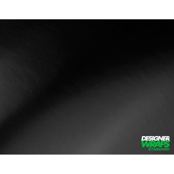 Designer Wraps Standard - Matte Black, Panel Pack, 1.52 x 1.80m, , scaau_hi-res