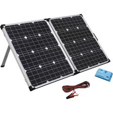 Solar Battery Charger Kit Gen II- 110 Watt, , scaau_hi-res
