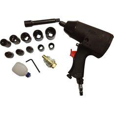 Blackridge Air Impact Wrench Kit - 16 Piece, , scaau_hi-res