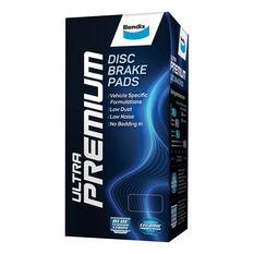 Bendix Ultra Premium Disc Brake Pads -DB2243UP, , scaau_hi-res