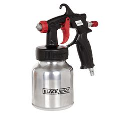 Low Pressure Spray Gun - 600mL, , scaau_hi-res