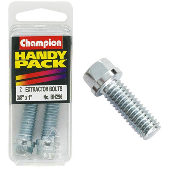 Champion Manifold Stud / Nut - BH296, , scaau_hi-res